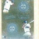 2002 Playoff Absolute Bobby Higginson Gold Detroit Tigers
