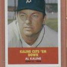 2007 Topps Heritage Flashbacks Al Kaline Detroit Tigers