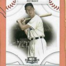 2008 Donruss Threads Al Kaline Detroit Tigers
