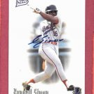 1996 Best Randall Simon Autograph Card Certified Detroit Tigers ROOKIE