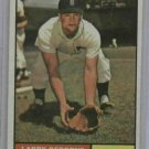 1961 Topps Larry Osborne Detroit Tigers Baseball Card # 208