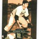 2003 Sweet Spot Classics George Kell Detroit Tigers Baseball Card