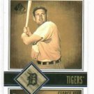 2002 SP Legendary Cuts George Kell Detroit Tigers Bat Baseball Card