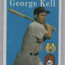 2001 Topps Archives George Kell Baseball Card Detroit Tigers Orioles