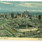 1970s ? Detroit Tiger Stadium Postcard