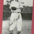 1955 Charlie Maxwell Detroit Tigers Vintage Postcard NICE !!!