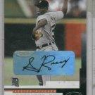 2004 Leaf Fernando Rodney Detroit Tigers Certified Autograph Baseball Card Auto