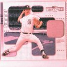 2004 Donruss Timelines Boys Of Summer Jack Morris Jersey Detroit Tigers Baseball Card
