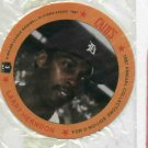 1987 Cains MSA Disc Larry Herndon Detroit Tigers Unopened Oddball