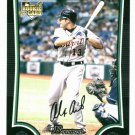 2009 Bowman Draft Picks Alex Avila Detroit Tigers Baseball Card ROOKIE