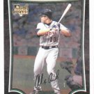 2009 Bowman Draft Picks Gold Alex Avila Detroit Tigers Baseball Card ROOKIE