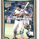2009 Bowman Chrome Alex Avila Detroit Tigers Baseball Card ROOKIE