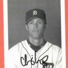 Chris Mears Detroit Tigers Autograph Photo