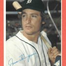 1980 Topps Big Jason Thompson Detroit Tigers Baseball Card