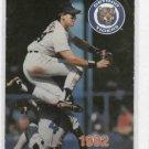 1992 Detroit Tigers Pocket Schedule Travis Fryman