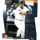 2002 Donruss Fan Club Die Cut Robert Fick Detroit Tigers Baseball Card