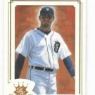 2003 Donruss Diamond Kings Bronze Foil Carlos Pena Detroit Tigers Baseball Card
