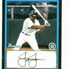 2009 Bowman Draft Picks James Jones Detroit Tigers Baseball Card ROOKIE