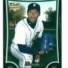 2009 Bowman FuTe Ni Detroit Tigers Baseball Card ROOKIE