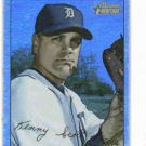 2007 Bowman Heritage Rainbow Kenny Rogers Detroit Tigers Baseball Card