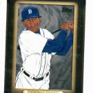 2008 Topps Dick Perez Cameron Maybin Detroit Tigers Baseball Card