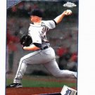 2009 Topps Chrome Jeremy Bonderman Detroit Tigers Baseball Card