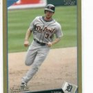 2009 Topps Update Gold Clete Thomas Detroit Tigers Baseball Card #D 425/2009