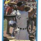 1988 Classic Alan Trammell Detroit Tigers Baseball Card Oddball