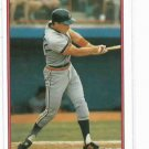 1988 Topps All Star Set Alan Trammell Detroit Tigers Baseball Card