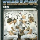 1982 Detroit Tigers Yearbook Kirk Gibson Sparky Anderson
