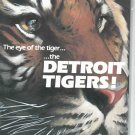 1988 Detroit Tigers Yearbook