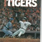 1974 Detroit Tigers Yearbook