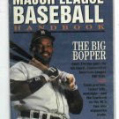 1993 Official MLB Handbook Cecil Fielder Detroit Tigers Cover