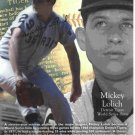 Autographed Mickey Lolich Detroit Tigers 1968 World Series Hero