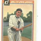 1983 Donruss Hall Of Fame Heroes Ty Cobb Detroit Tigers Baseball Card