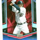2008 Upper Deck Spectrum Magglio Ordonez Detroit Tigers Baseball Card #D 4/99