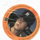 1987 Cains Chips Pat Sheridan Detroit Tigers Baseball Disc Card Unopened