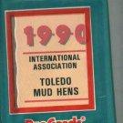 Complete Sealed 1990 Toledo Mud Hens Baseball Card Set