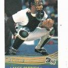 1984 Donruss Lance Parrish Detroit Tigers Baseball Card