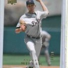 2008 Upper Deck Gold Andrew Miller Detroit Tigers Baseball Card #D /99