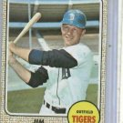 1968 Topps Jim Northrup Detroit Tigers Baseball Card # 78