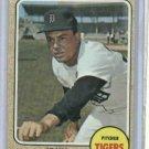 1968 Topps John Hiller Detroit Tigers Baseball Card # 307