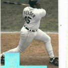1994 Donruss Gold Cecil Fielder Detroit Tigers Baseball Card