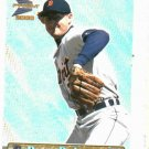 2000 Pacific Prism Dean Palmer Detroit Tigers Baseball Card
