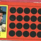 1981 Topps Scratch Off Steve Kemp Detroit Tigers Baseball Card Oddball