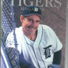 2000 Detroit Tigers Magazine Phil Garner Cover Issue # 1
