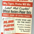 April 1968 Baseball Digest Detroit Tigers World Series Win Prediction