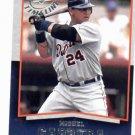 2008 Upper Deck Timeline Miguel Cabrera Detroit Tigers Baseball Card