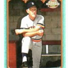 2003 Fleer Fall Classic Sparky Anderson Detroit Tigers Baseball Card