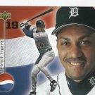 2000 Upper Deck Pepsi Detroit Tigers Team Set Gonzalez Dean Palmer Jeff Weaver